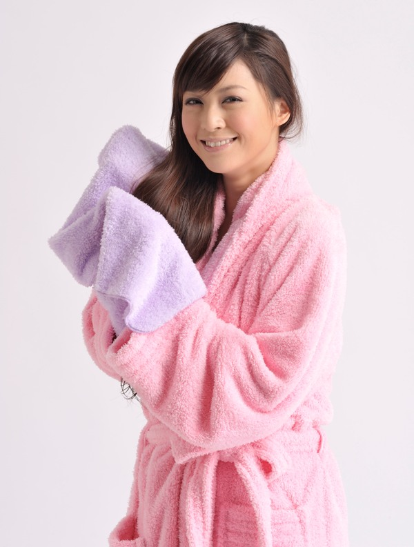 Super Absorbent Hair Drying Towel 2