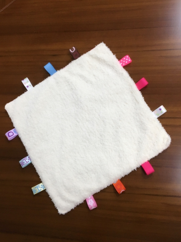 Square Comforter Towel 1