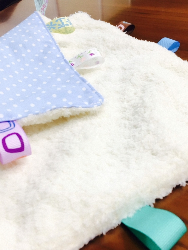 Square Comforter Towel 4