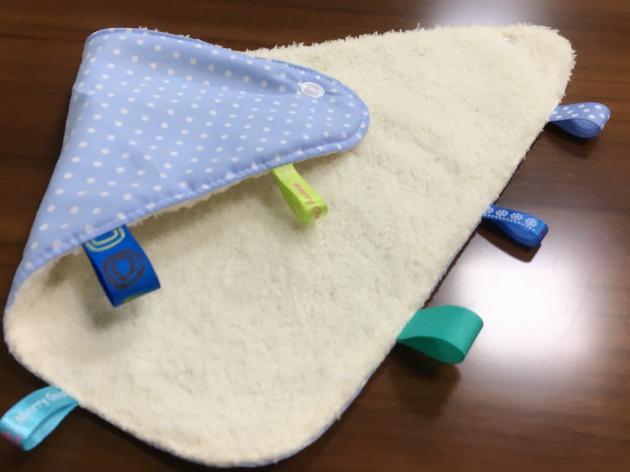 Bandana Bib Comforter Towel 4