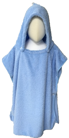 Kids Hand Carry Bath Towel Robe 5~7yaers 5