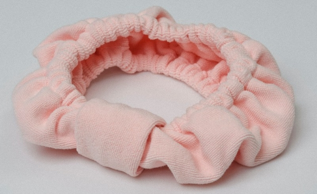 Spa Cosmetic Microfiber Headband 1