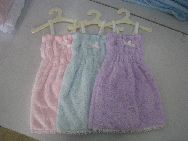 Hand Towel - Halter Dress 3