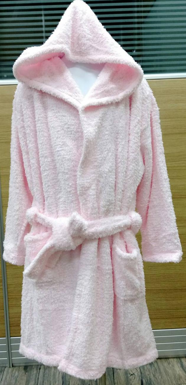 Kid's Hooded Bathrobe 7~15years 5