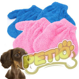 Pet Drying Glove 1