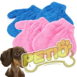 Pet Drying Glove 1