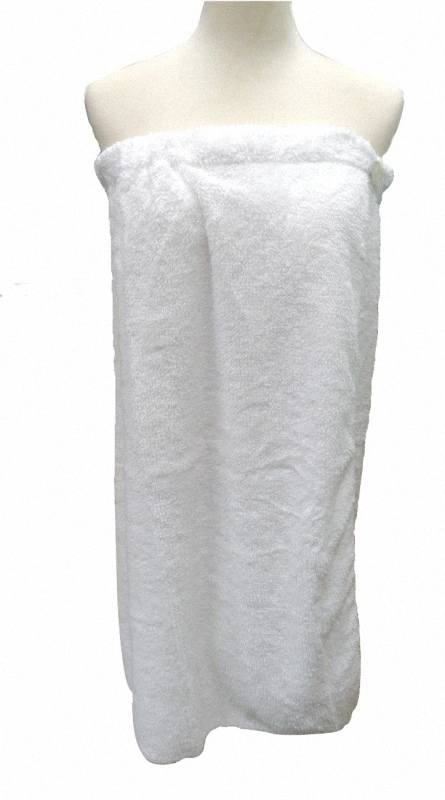 Soft Absorbent Bath Wrap 4