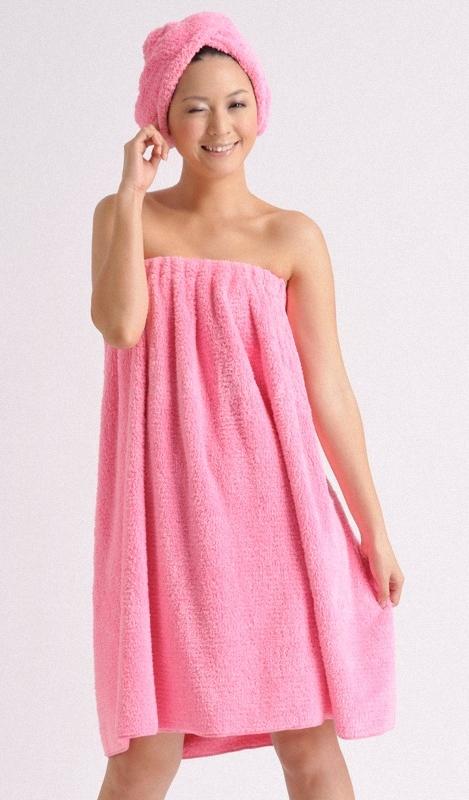 Soft Absorbent Bath Wrap 2