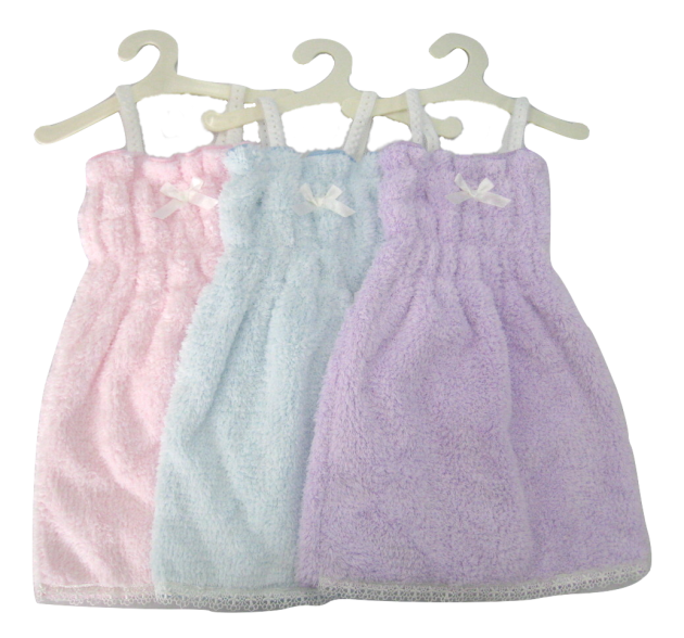 Hand Towel - Halter Dress 1